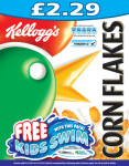 Kellogg's Cornflakes PMP -ú2.29