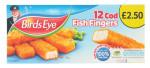 12 Cod Fish Fingers-PMP £2.50