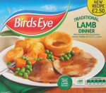 Birds Eye Lamb Dinner-PMP £2.50